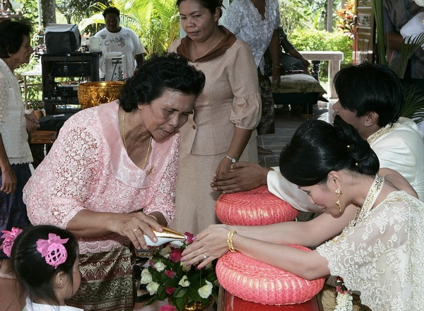 Photo Thailand engagement ceremony