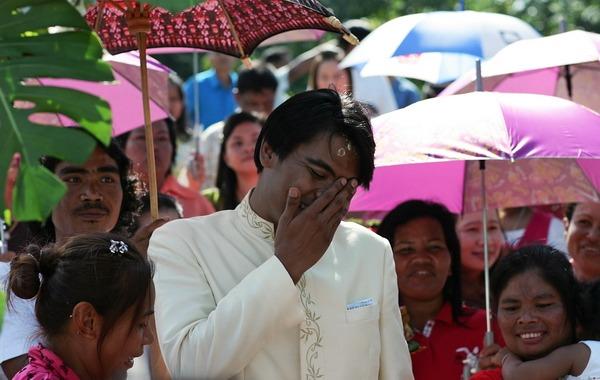 Thai traditional bangkok ceremony