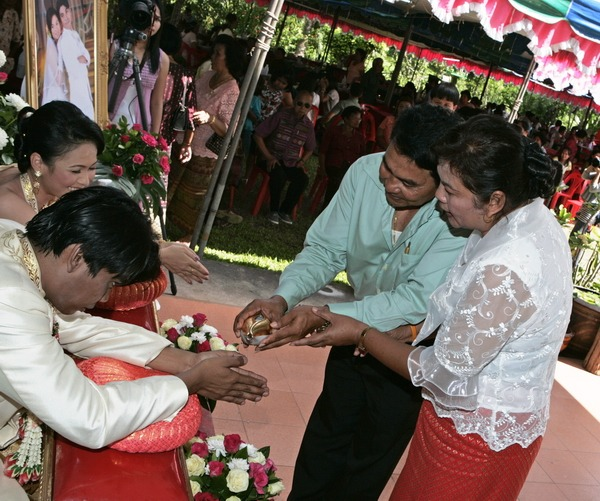 Thai wedding destination