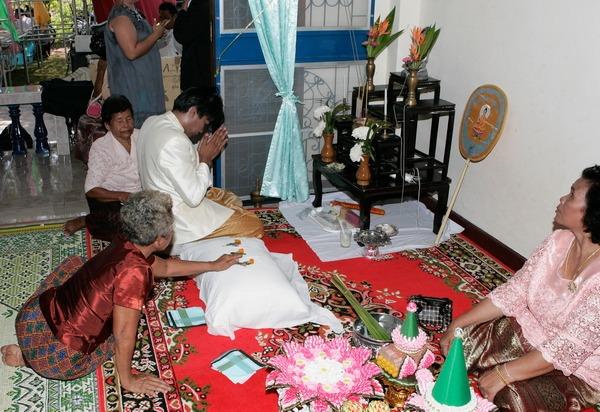 Thailand destination wedding Photo