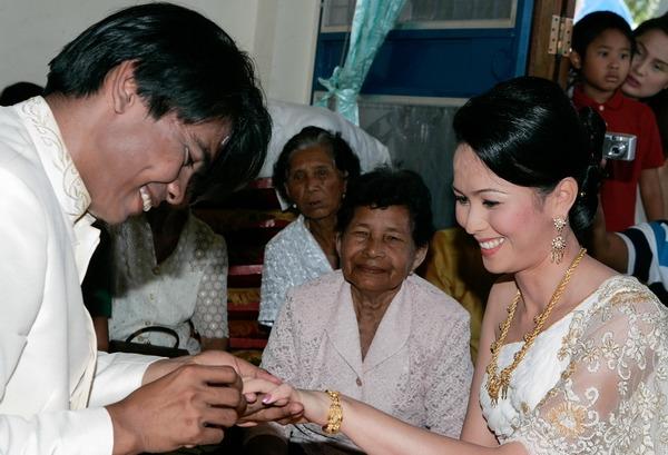 bangkok destination wedding Photo