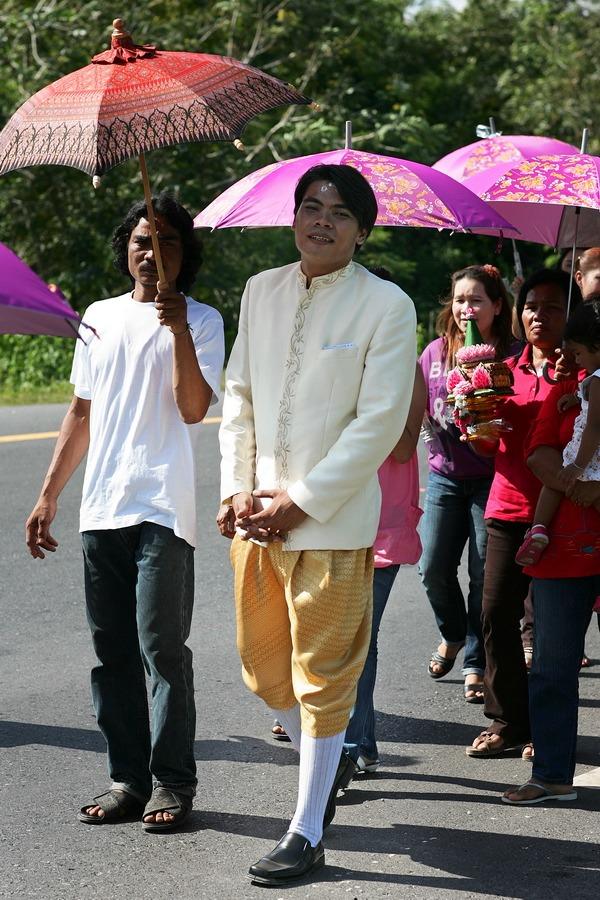 bangkok traditional Thai ceremony
