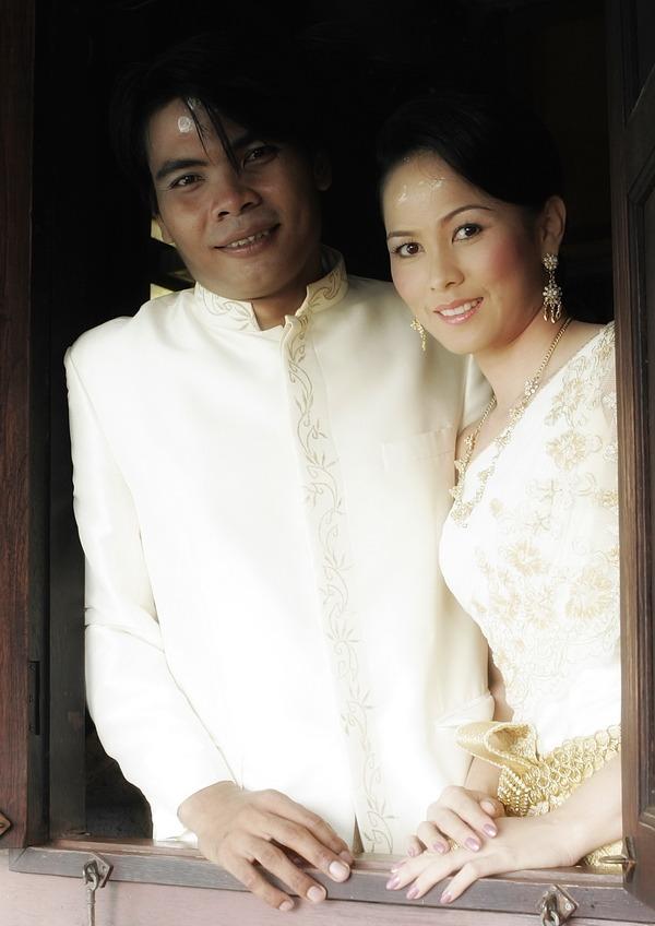 bangkok wedding Photo