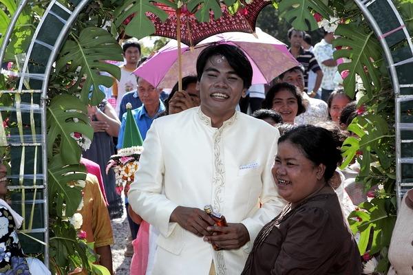 ceremony traditional bangkok Photo