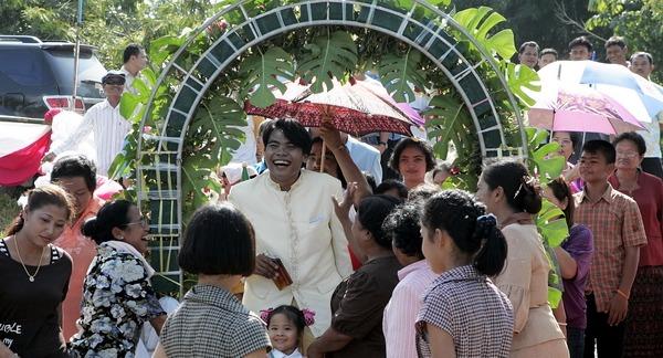 photographer Thai wedding ceremony