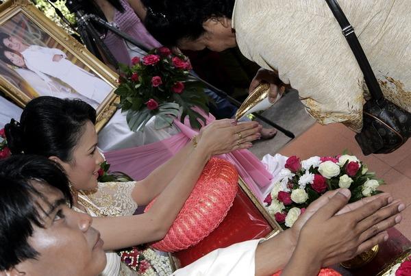 traditional Thai wedding destination