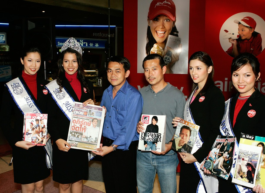 airasia event photography in thailand