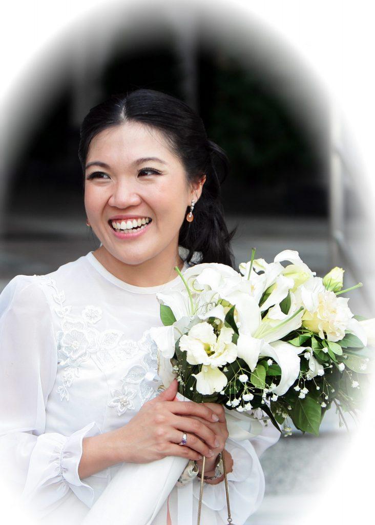 Bangkok Photographer Holy Redeemer Wedding Thailand Church