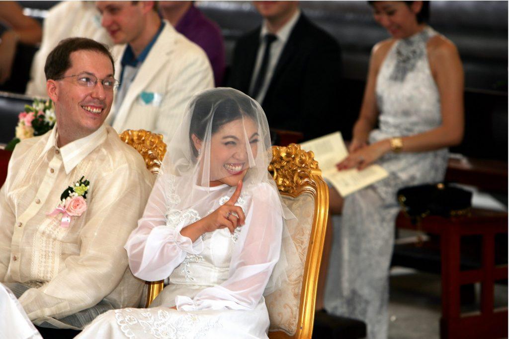 Bangkok Photographer Thailand Philippe & Jana Church Holy Redeemer