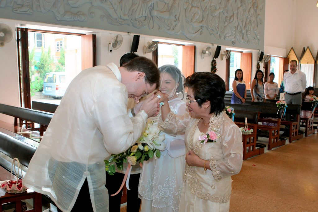 Bangkok Photographer Wedding Photo Philippe & Jana Thailand