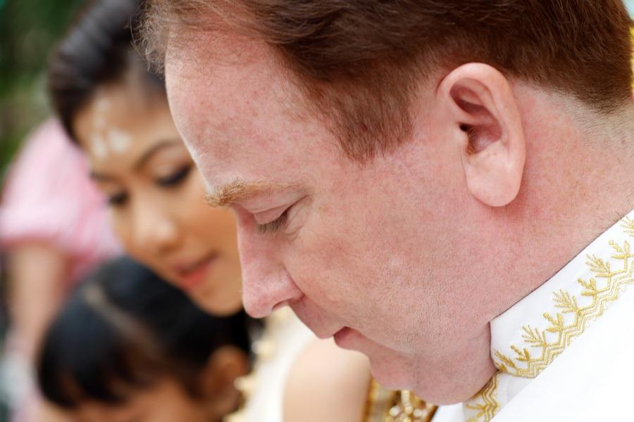 bangkok pre wedding ceremony