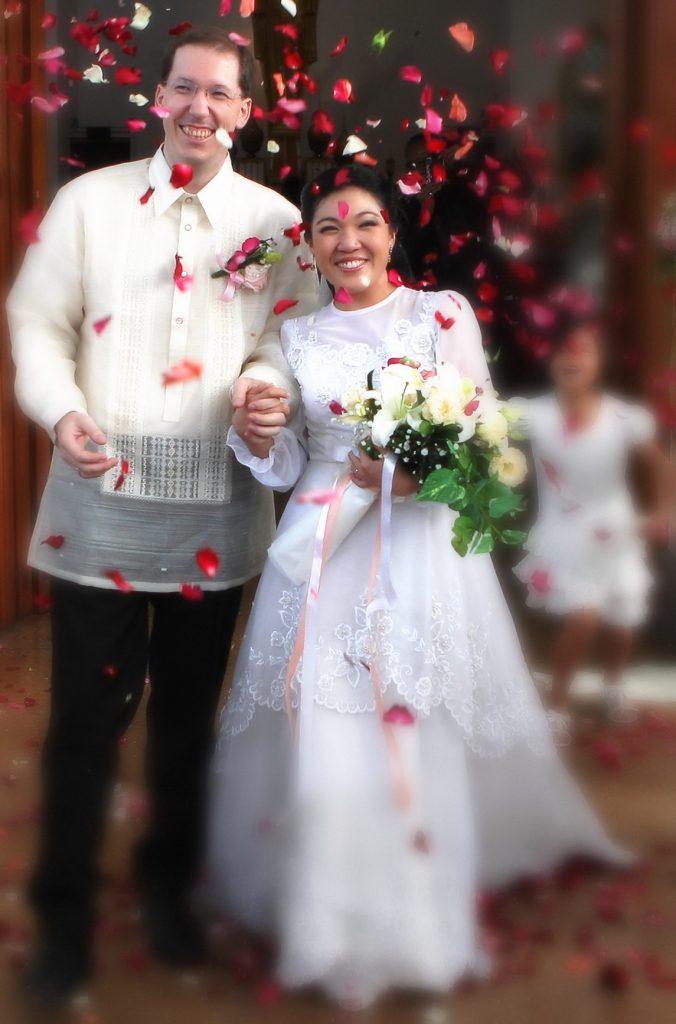 Bangkok Thailand Wedding Photographer Photo Holy Redeemer