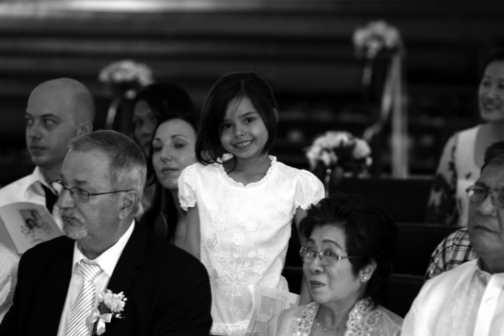 Bangkok Wedding Philippe & Jana Photo Holy Redeemer Thailand