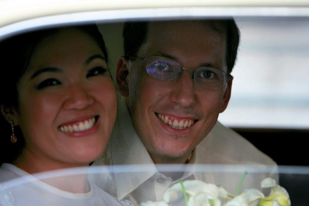 Bangkok Wedding Photo Holy Redeemer Photographer Thailand