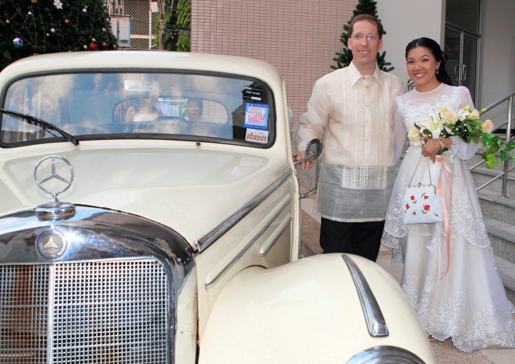 Bangkok Wedding Photographer Church Thailand Holy Redeemer