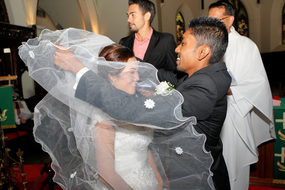 ceremony church wedding christ's thailand