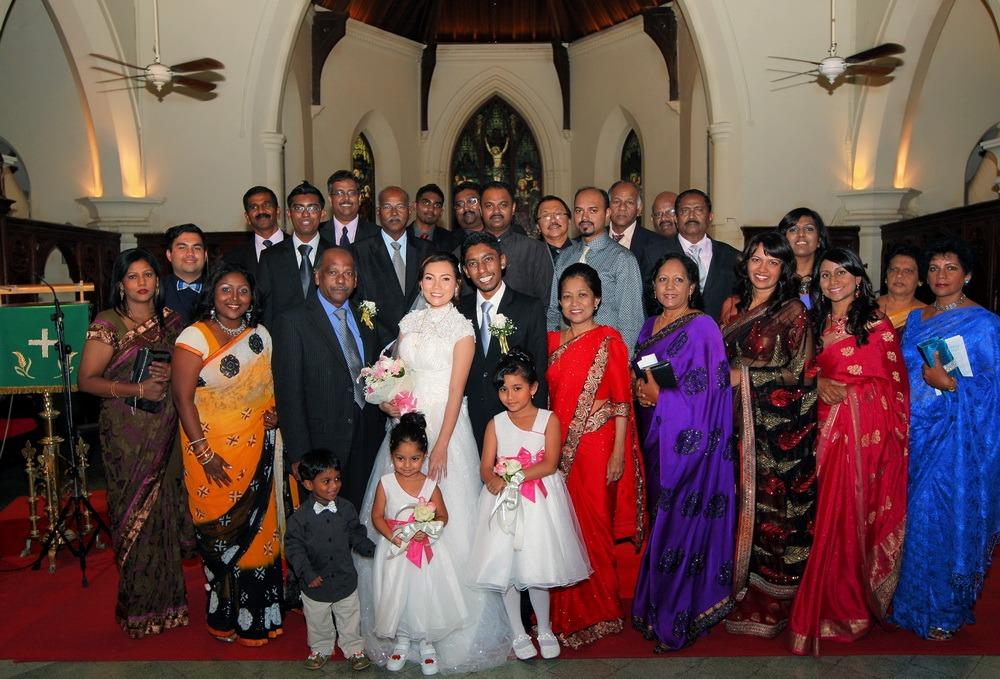 church ceremony thailand wedding christ's