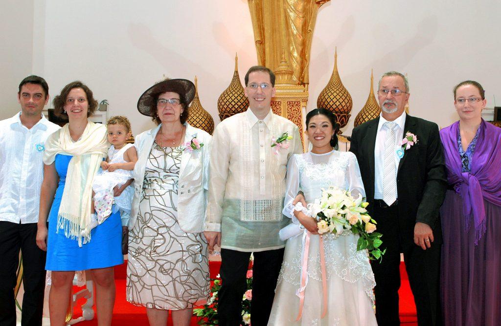 Photographer Holy Redeemer Bangkok Thailand Photo Wedding