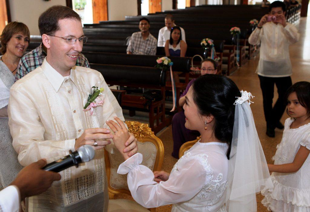Photographer Holy Redeemer Church Photo Thailand Wedding