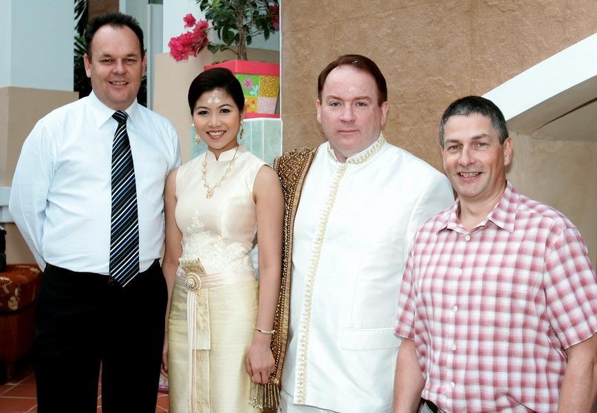 pre wedding ceremony bangkok