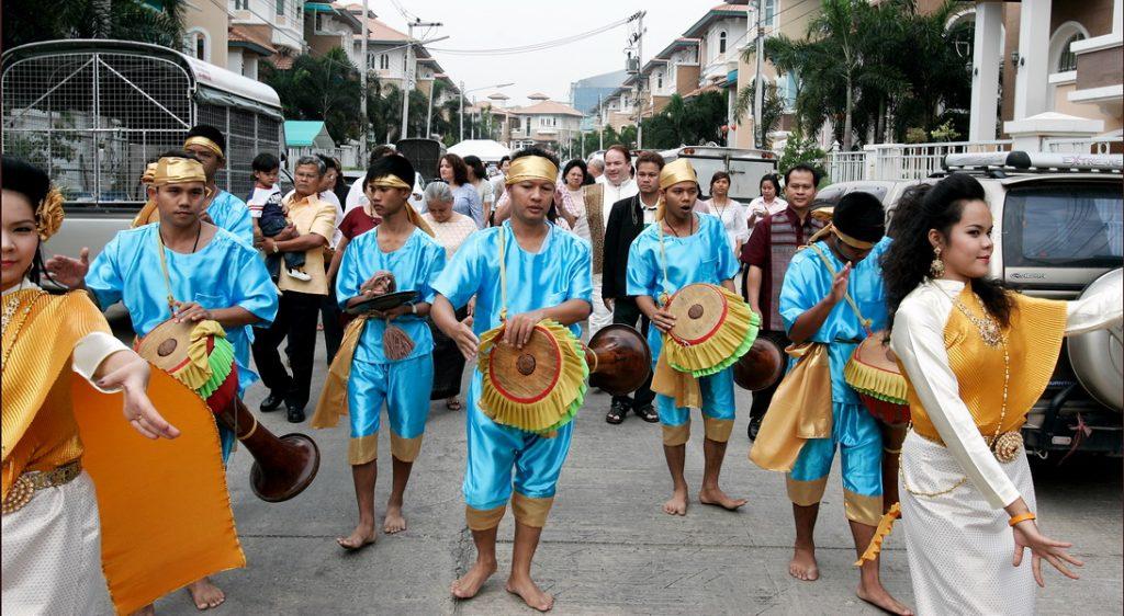 pre wedding traditional ceremony bangkok