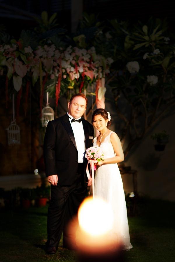 professional wedding ceremony rob and sao thailand