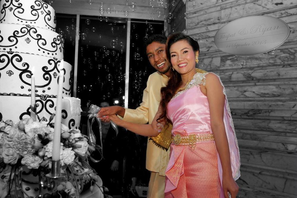thailand ceremony bangkok church wedding
