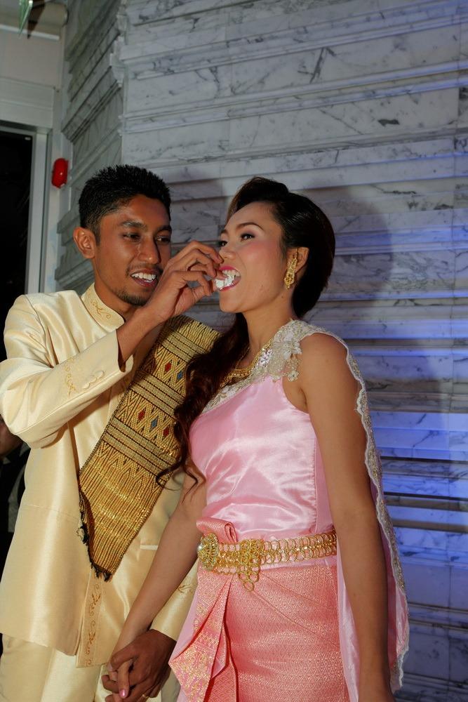 thailand ceremony wedding ryan & som bangkok
