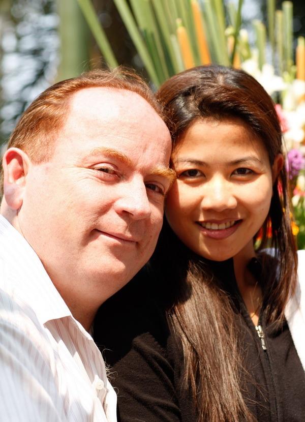 thailand pre wedding ceremony