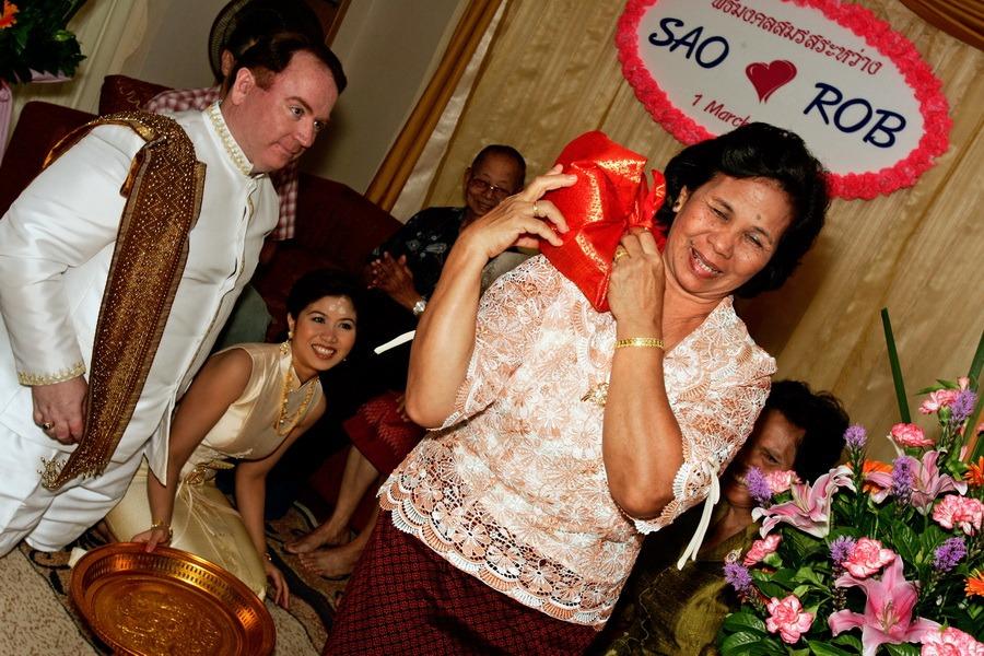 thailand traditional wedding ceremony photographer