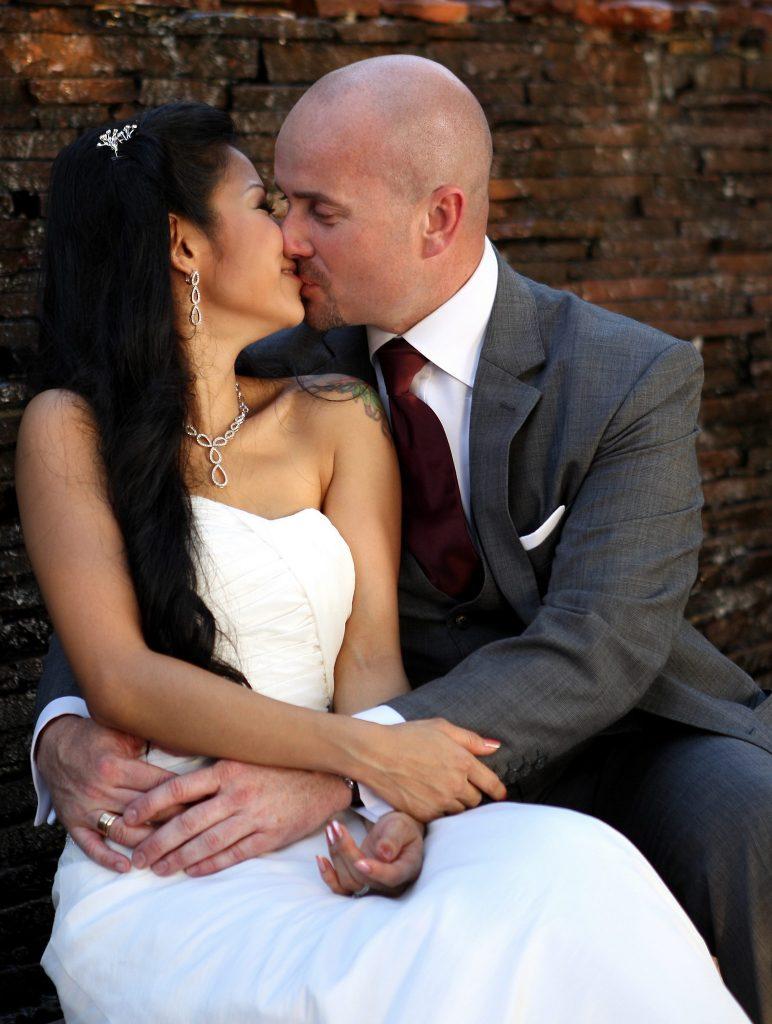 thailand destination wedding adrian & may bangkok