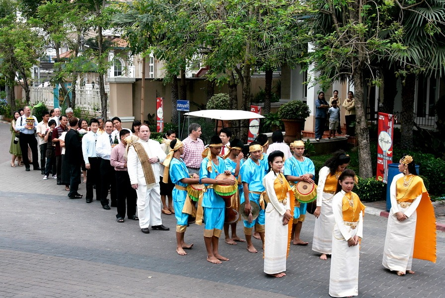 traditional ceremony thailand photography