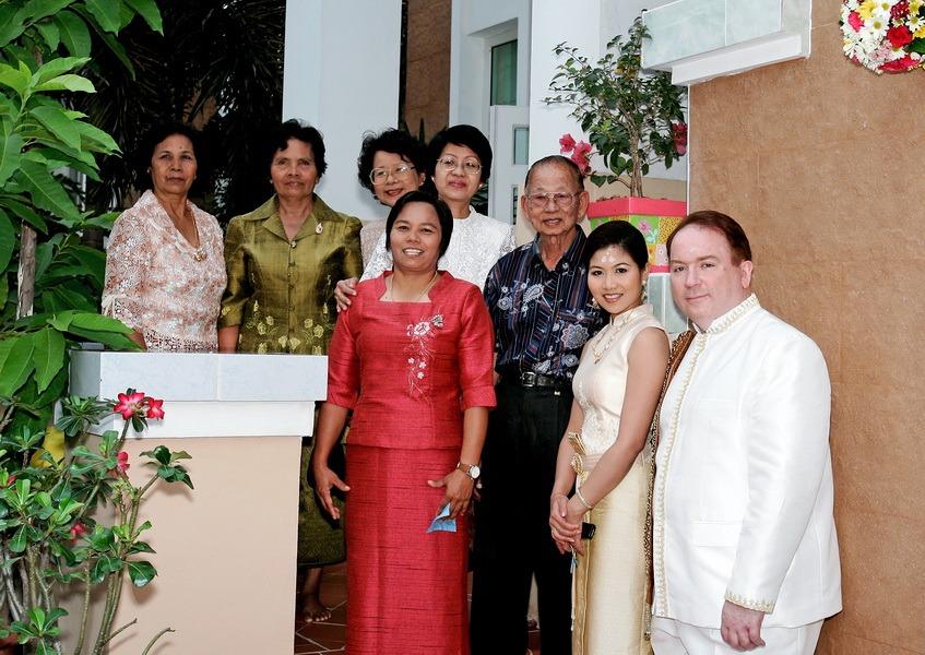 traditional thailand bangkok wedding photographer
