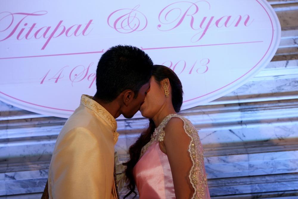 wedding bangkok thailand ceremony christ's