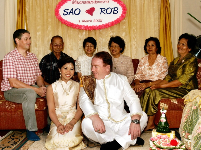 wedding ceremony photography thailand traditional