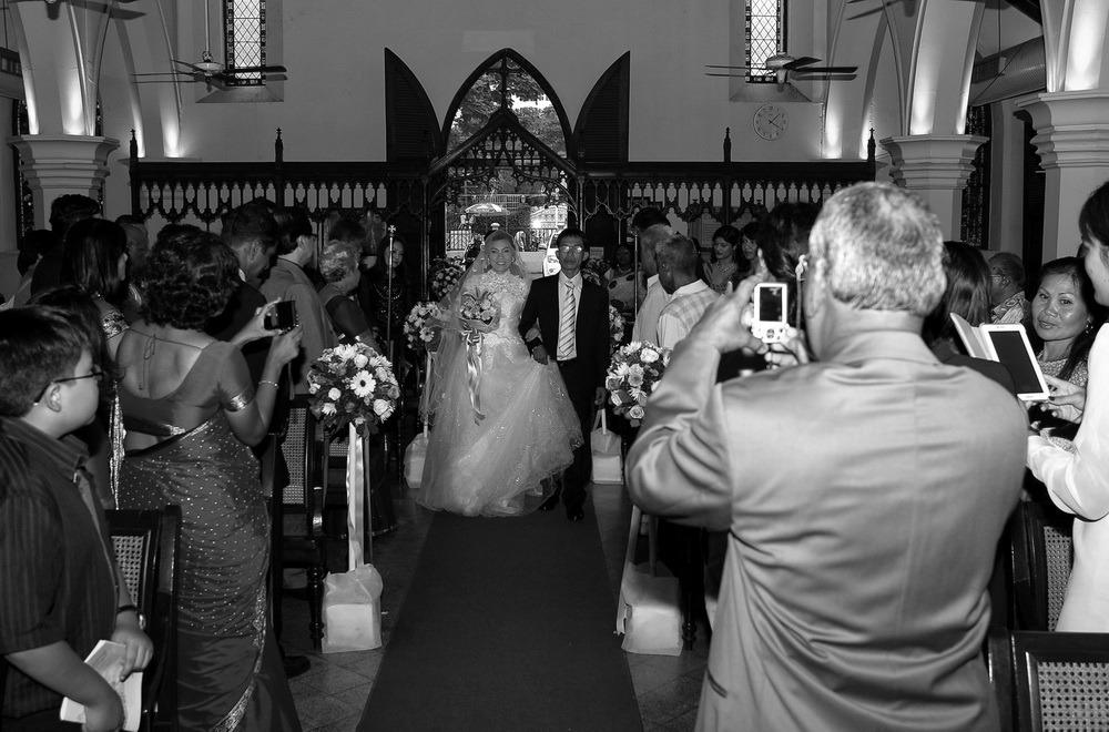 wedding christ's bangkok thailand ryan & som