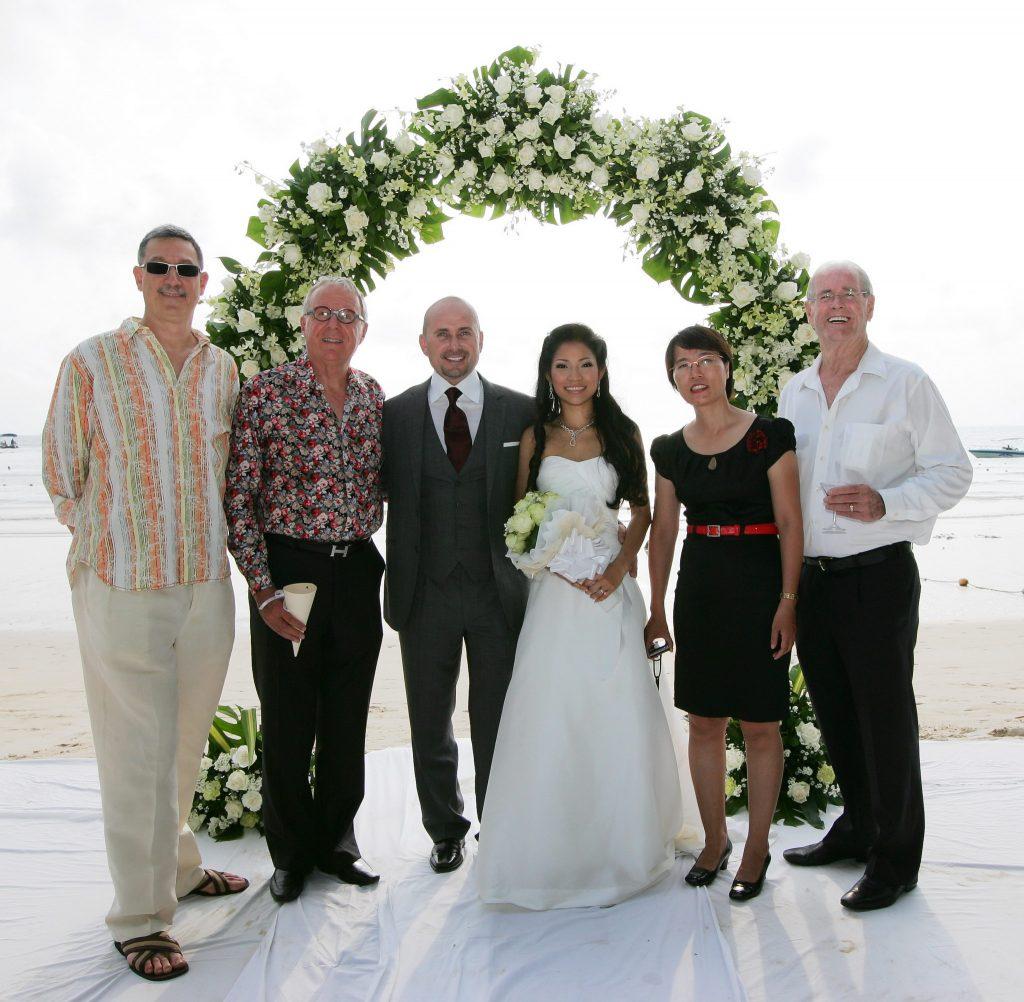 island thailand adrian & may destination wedding