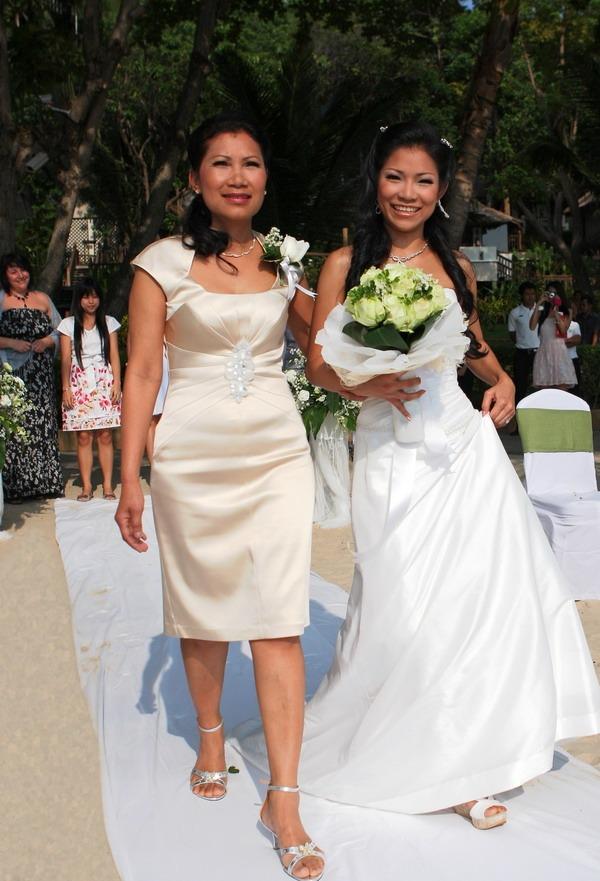 photographer island wedding adrian & may thailand