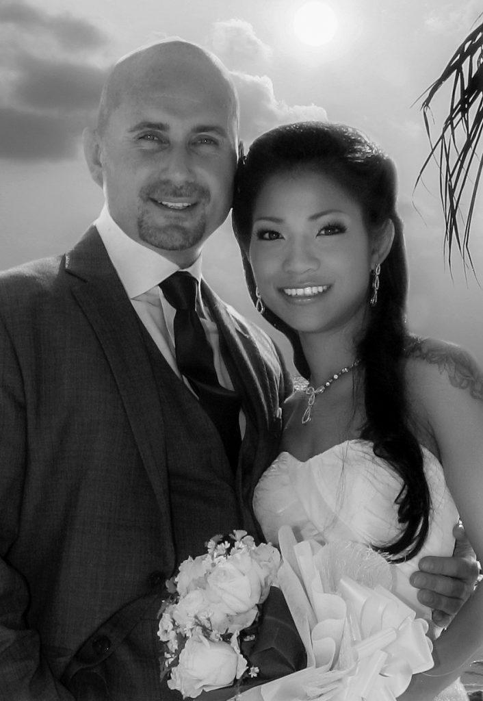photographer wedding destination thailand adrian & may