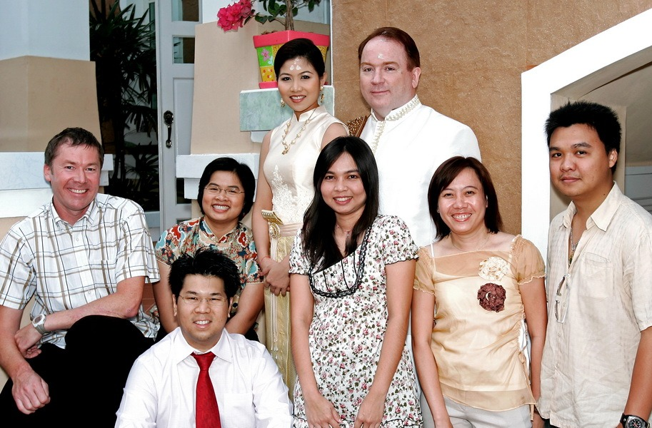 thailand wedding traditional foreigner photographer