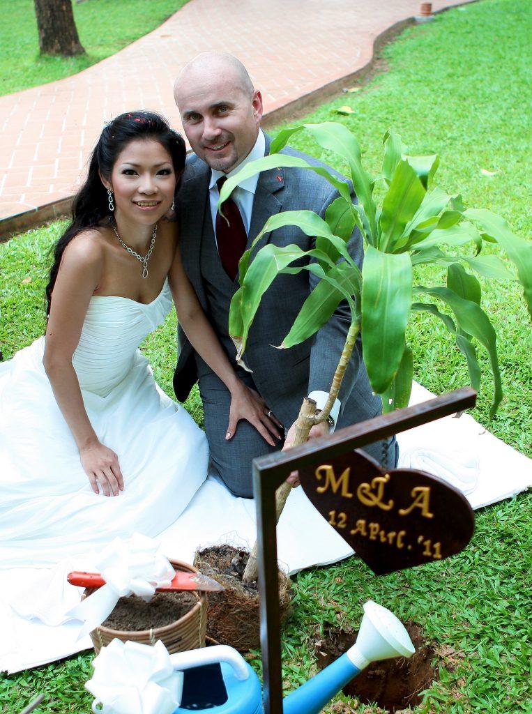 wedding bangkok adrian & may island photographer