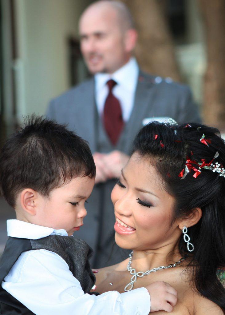wedding bangkok adrian & may destination thailand
