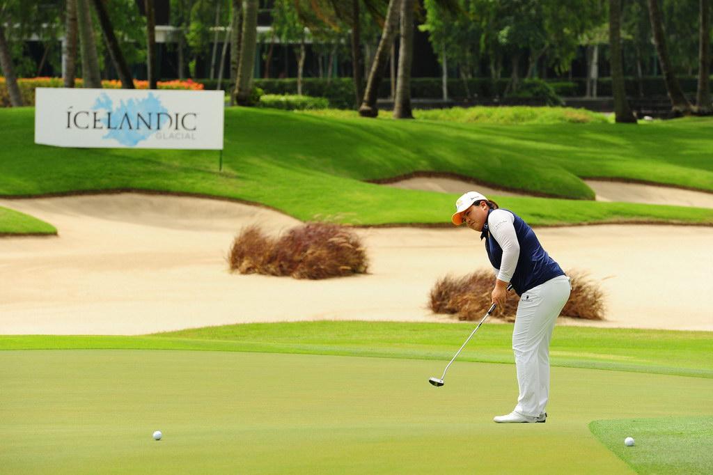 hsbc lpga golf event singapore freelance sponsor