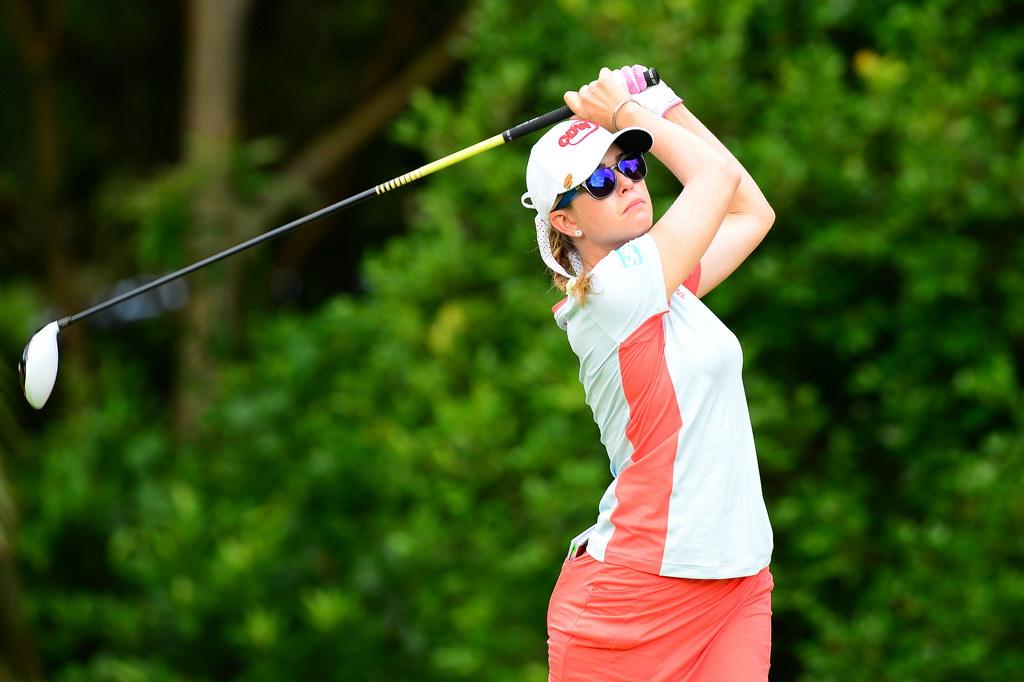 hsbc lpga golf event singapore sponsor photographer