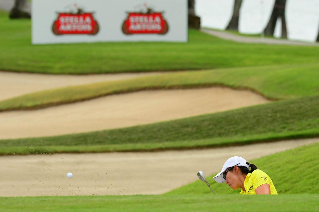 hsbc lpga golf event photographer singapore sponsor
