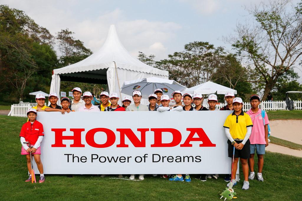 honda lpga thailand golf event sport