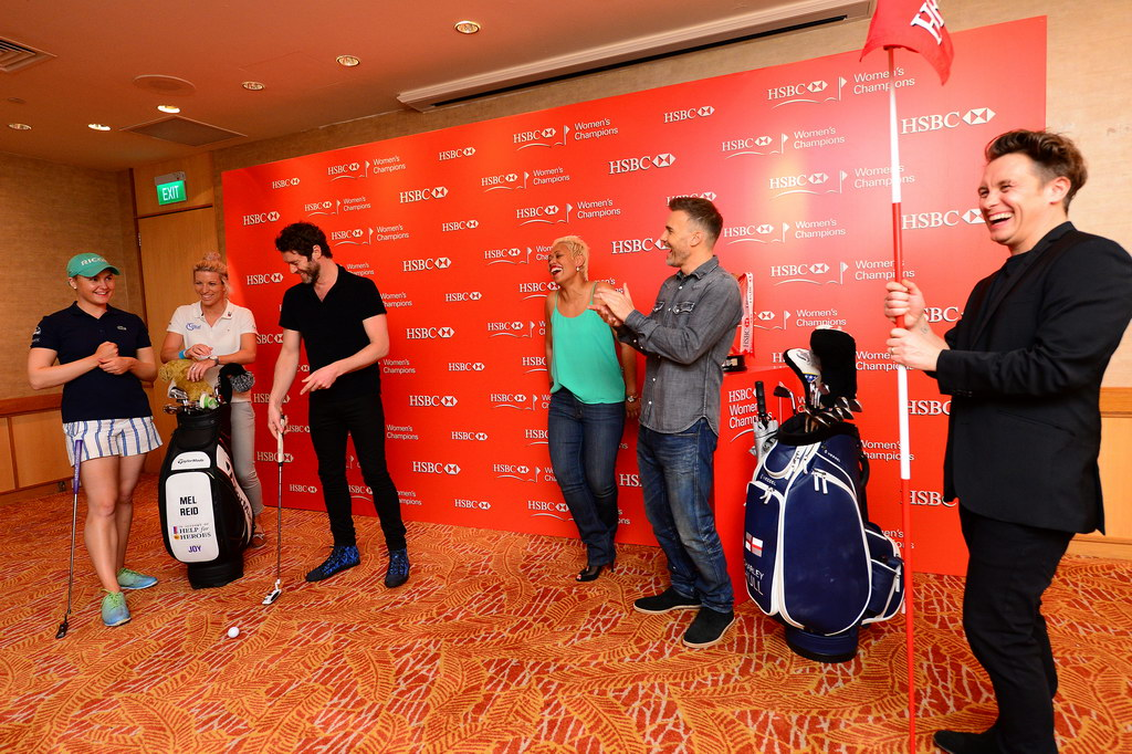singapore golf event freelance hsbc lpga sponsor