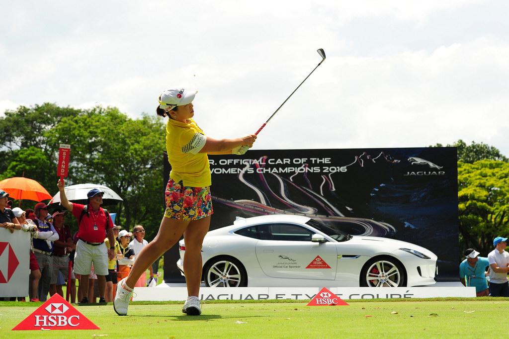 singapore golf event sponsor photographer hsbc lpga