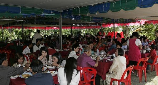 ceremony bangkok engagement