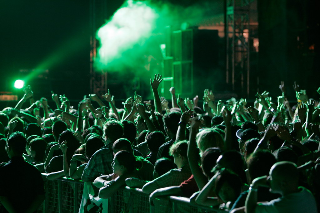 concert thailand music photographer entertainment